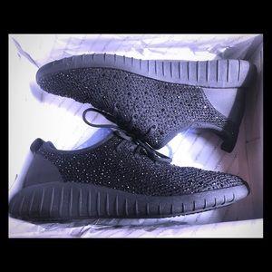 Rhinestone Aldo Swayze Sneakers